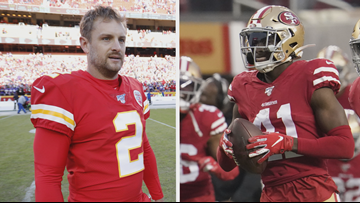 VFLs Dustin Colquitt and Emmanuel Moseley to play in Super Bowl LIV
