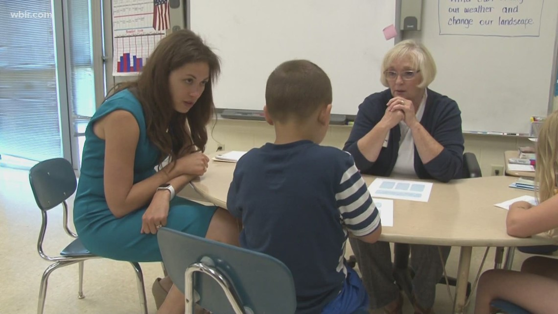 Education leader gets first-hand look at summer learning programs in TN