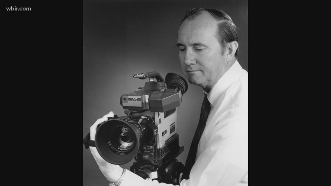 Remembering WBIR pioneer Sammy McGill