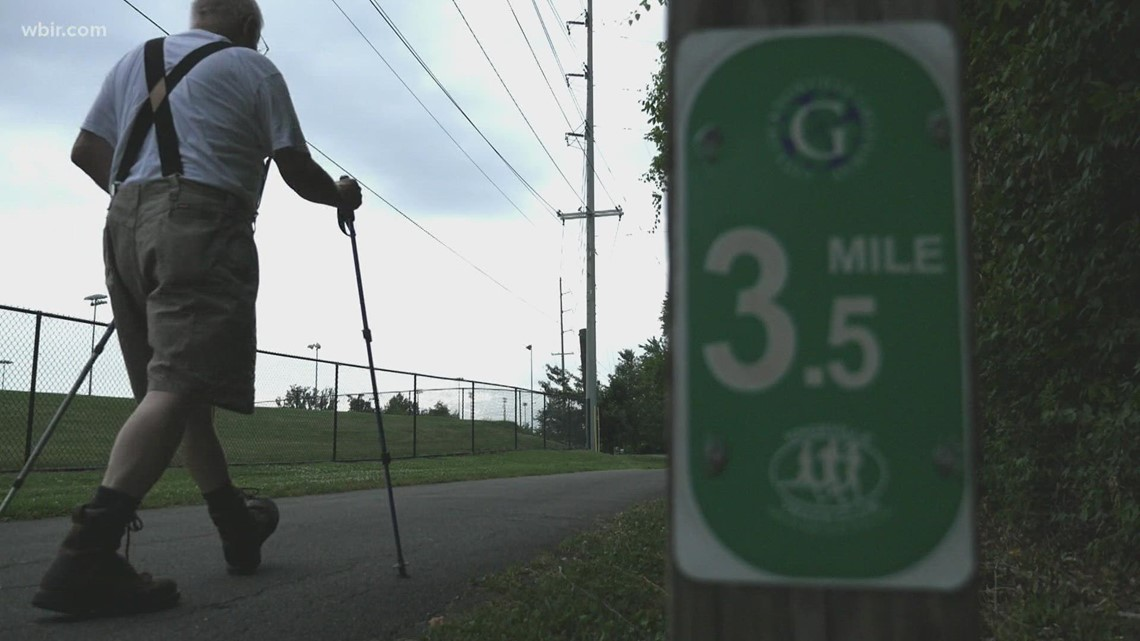 Service & Sacrifice: Knoxville veteran walks 12,000 miles and counting