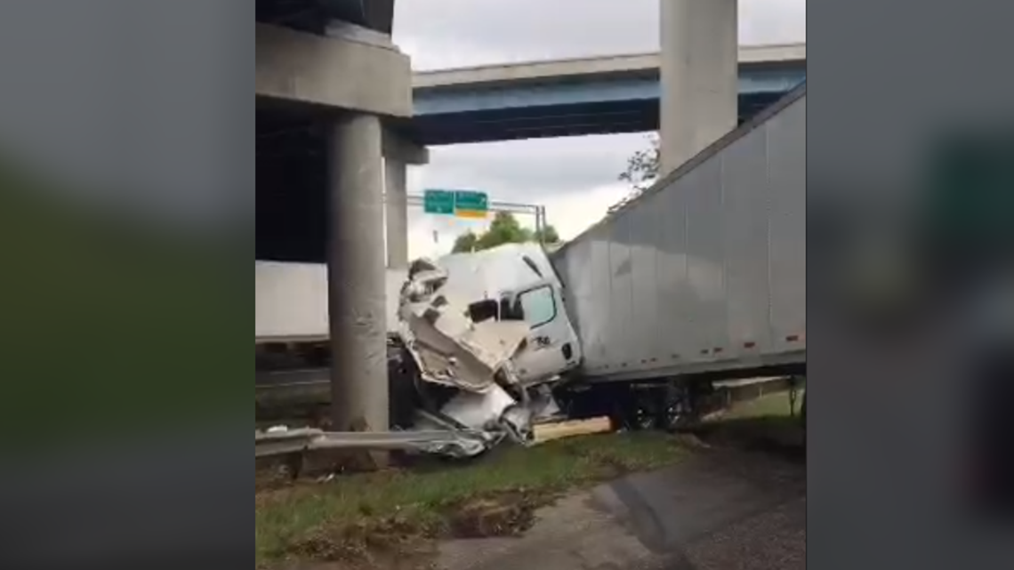 Driver had medical incident prior to I-40 crash, KPD says | wbir com