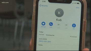 10Listens: Phone scam targets KUB customers
