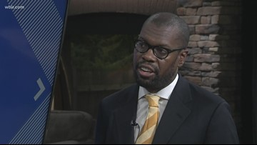 Knoxville Mayoral Candidates: Calvin Skinner