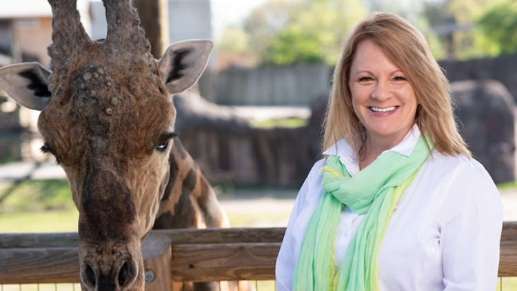 Zoo Knoxville's president to help lead the Association of Zoos and Aquariums as vice chair