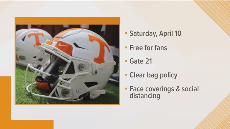 Vols to hold open practice Saturday at Neyland Stadium