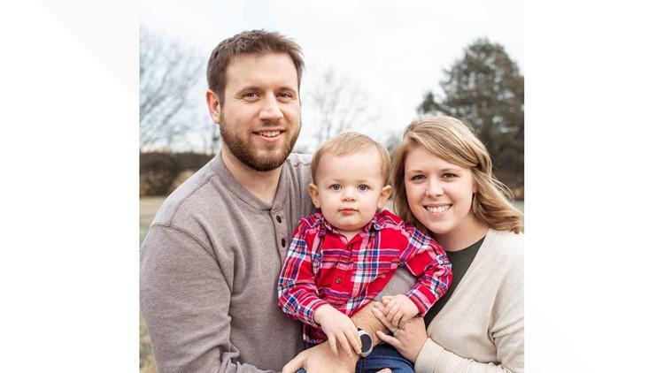 Josh, Erin & Sawyer Kimberlin