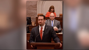 East TN State Rep. Faison injured in crash on I-40