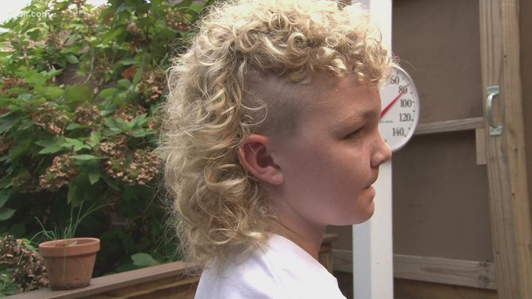 Knoxville kids compete in Kids USA Mullet Championship