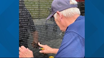 More than 100 East Tennessee veterans return from HonorAir Flight 29 to D.C.