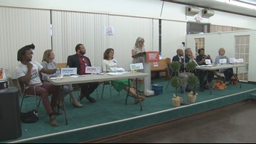 Knoxville candidates target plans to end gun violence ahead of November election