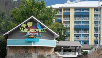 Gatlinburg's Margaritaville Resort named best new hotel in