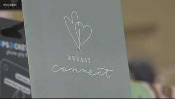 Buddy Check 10: Knoxville business owner finds Bliss in her breast cancer diagnosis