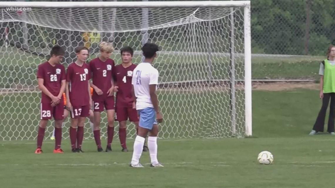 Hardin Valley shuts out Oak Ridge in regional soccer semi-final
