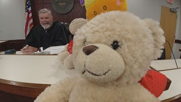 'It has worked miracles' | Knox County juvenile judge asks for help to replenish stuffed animals to help with trauma