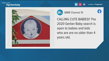 East TN shares Gerber Baby nominations