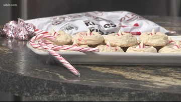 In the kitchen: Peppermint Cookies
