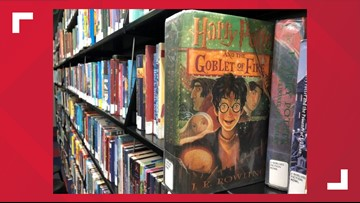'It's impacting their lives in a positive way' | Knoxville church sees benefit in keeping Harry Potter on the shelves