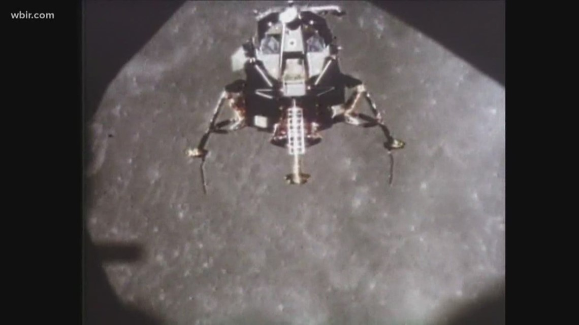 Apollo 11: From Tennessee to the Moon