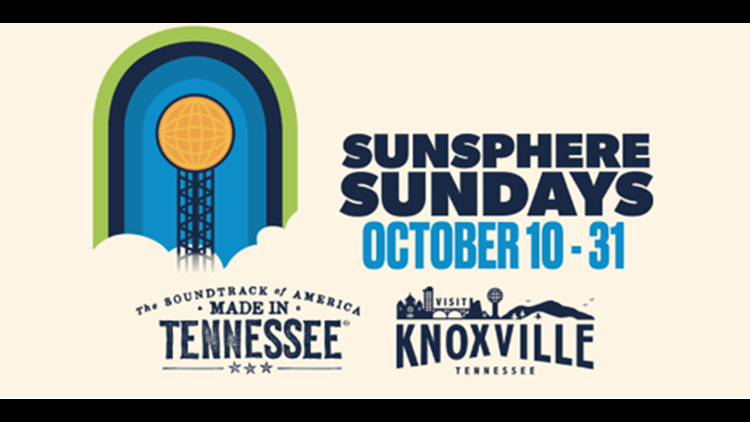 'Sunsphere Sundays' | Four-part concert series coming to World's Fair Park in October
