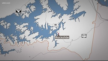 Highway closed for Jefferson Co. rockslide
