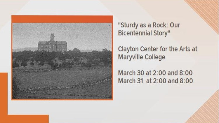 Senior thesis celebrates the bicentennial of Maryville College