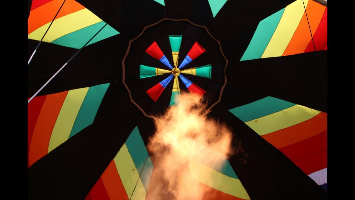 Photos: The Great Smoky Mountains Hot Air Balloon Festival 2019