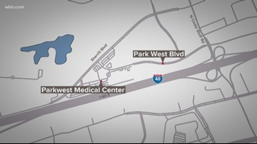 Road to access Parkwest Hospital closes on Feb. 11 for construction