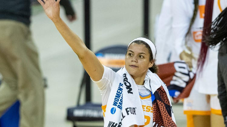 Tip time, location announced for Lady Vols' second round NCAA matchup