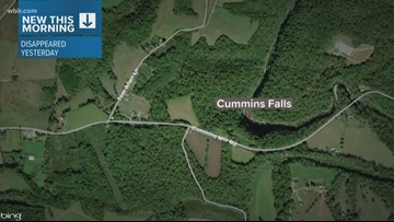 TN lawmakers call for 'promised' flood level warning system at Cummins Falls State Park