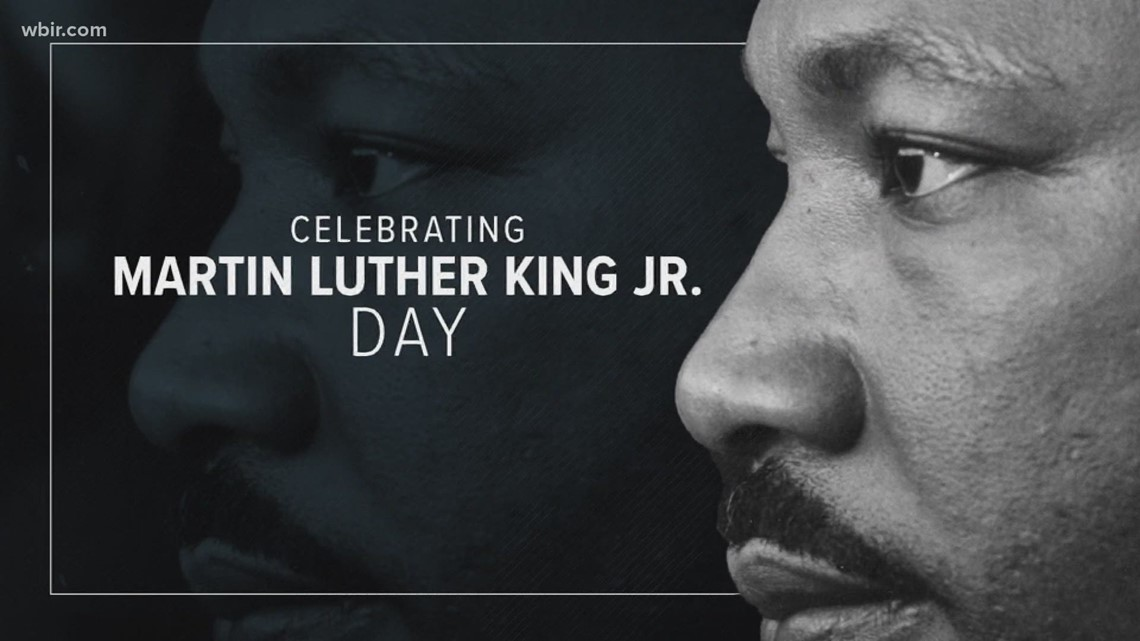 Celebrating the legacy of Martin Luther King Jr. across East TN