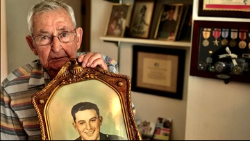 Service & Sacrifice: 'Suicide Mission' survivor recalls harrowing months of WWII