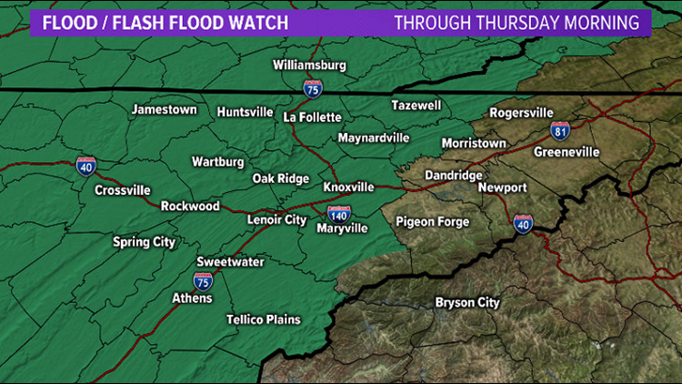 Flood and Flash Flood Watch