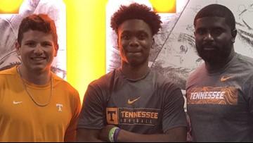 Alabama cornerback Jay Jones commits to Tennessee