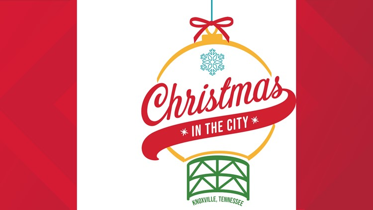 Knoxville is getting ready for Christmas in the City!