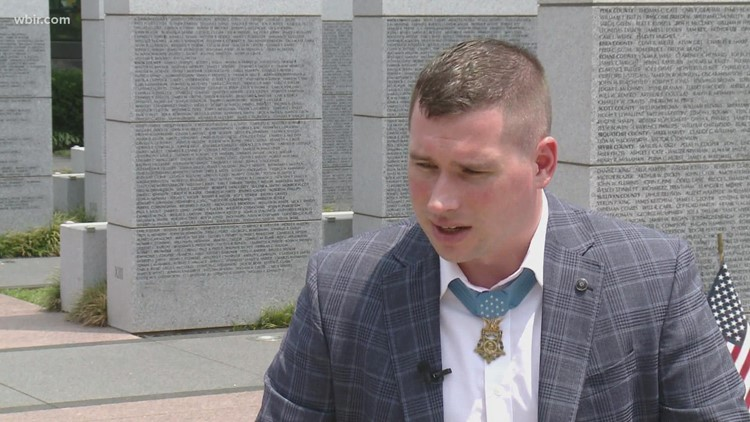 Service & Sacrifice: Kyle White and the Medal of Honor