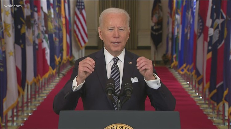 Tennessee, Kentucky file lawsuit against Biden Administration state tax policy