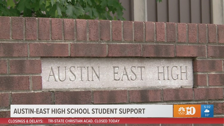 Counselors at Austin-East available to help students, staff