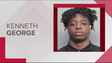 UT Football player arrested in Miami Beach