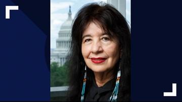 UT professor Joy Harjo becomes first Native American writer to be named US Poet Laureate
