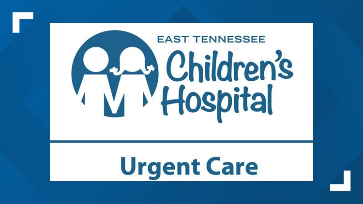 East Tennessee Children's Hospital to open its 4th urgent care center in Blount County