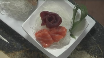 In the Kitchen: Valentine's Sushi Specials with Patrick Rathida from Tomo Poke Bowl