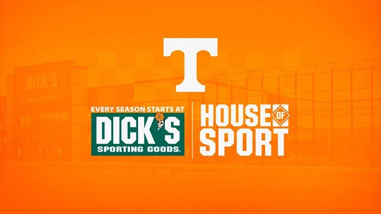 UT Athletics partners with Dick's House of Sport to expand youth participation in sports
