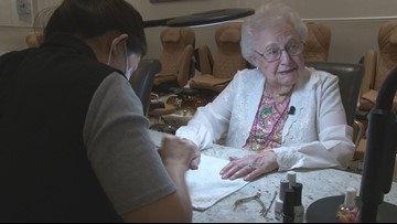 It's ok to celebrate your birthday a few days early when you're turning 104
