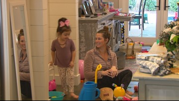 Hit Netflix show helps Knoxville mother clean her home, mind