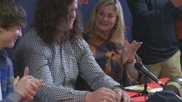 Braydon Pierce Signs with Carson-Newman University