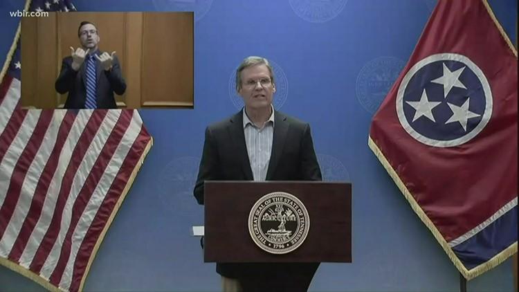 Tennessee is delivering 7,000 doses of monoclonal antibodies per week, Gov. Lee says