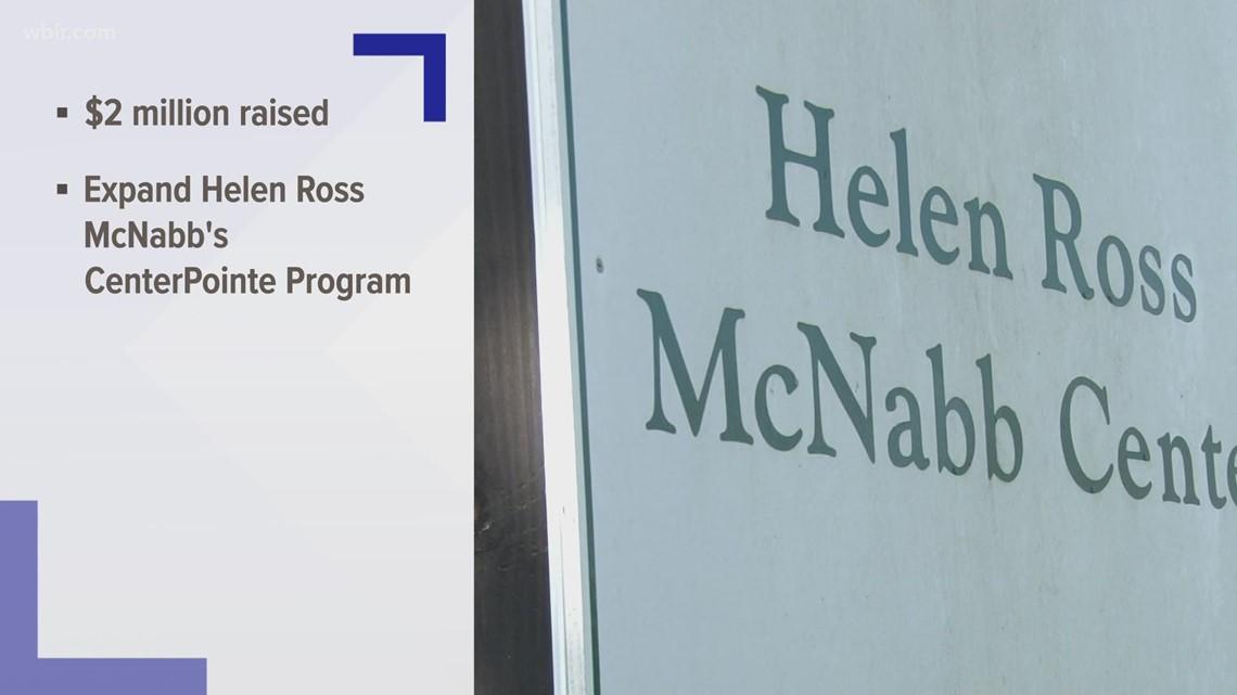 $2.35 million campaign for more addiction treatment