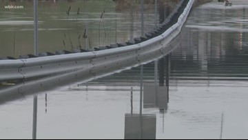 Northshore Drive reopens weeks after being closed for flooding