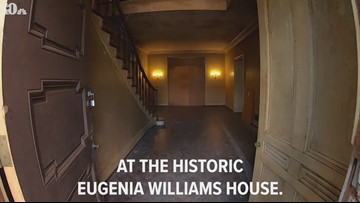 Open houses begin at Eugenia Williams property