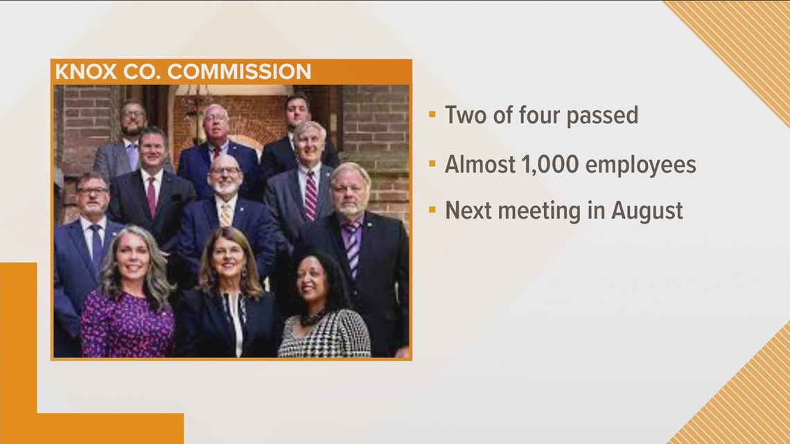 Knox Co. Commission passes